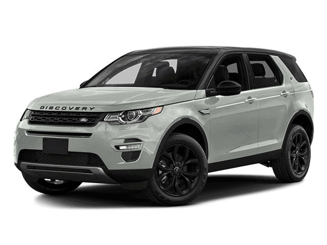 Land Rover Discovery PNG