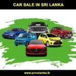 Car Sale in Sri Lanka
